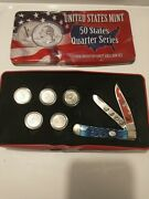 United States Mint 50 State Quarters Limited Edition