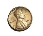 1941 Lincoln Wheat Penny Rare- No Mint Mark. Error Penny Double Die Obverse