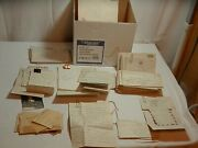 Wwii Love Letters 300 Correspondence Dating From 1944-1946 Navy Uss Bagaduce