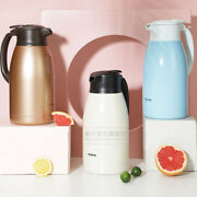 Insulated Kettle 304 Stainless Steel Household Thermos Zojirushi Sh-ht19c