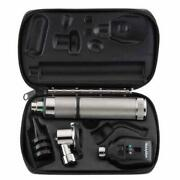 Welch Allyn Halogen Hpx Coaxial Ophthalmoscope Diagnostic Set