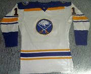Authentic Gilbert Perreault Buffalo Sabres True Vintage Early And03980s Jersey M/med