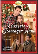 Christmas Scavenger Hunt New Sealed Dvd Hallmark Channel Holiday Collection