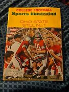 Sports Illustrated September 15th 1969 Ohio State Buckeyes Number One Football