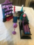 Monster High Create A Monster Color Me Creepy Design Chamber Doll Furniture Lot