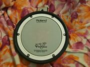 Roland Pdx-8 Dual Zone Mesh Head Drum Pad Td Kits Works With Td-11 12 20 +more