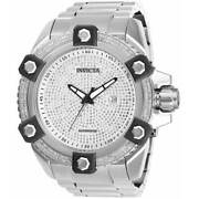 Menand039s Watch Pro Diver Automatic Diamond Stainless Steel Bracelet 27639