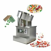Chewing Gum Candy Capsule Pill Tablet Counting Filling Machine 15000 Pcs/h