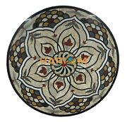 42 Marble Dining Table Top Multi Stone Mosaic Sofa Center Decoratives Top B039