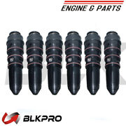 6new Injector Cup For Cummins Engine Parts 件  3070617