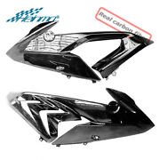 Carbon Fiber Motorcycle Side Panel Infill Cover Fairing For S1000rr 2015-18 Abs