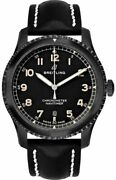 New Breitling Navitimer 8 Automatic 41mm Black Steel Menand039s Watch M17314101b1x1