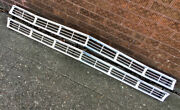 1967 Ford Galaxie 500 Coupe Vintage Oem Front Chrome Aluminum Grill Grille