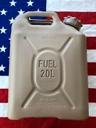 M151 M151a1 M151a2 Military Jeep M416 M561 M998 Cucv Fuel Tan Diesel Can Scepter