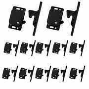 12pack Cabinet Door Latch/rv Drawer Latches8pull Force Latchholder For Home/rv
