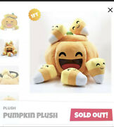 Pumpkin Plush 1 Foot Youtooz Pre-order - In Hand - Only 500 Made