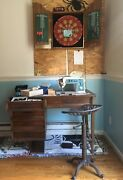 Bundledealvintage Singer Sewing Machine Touch And Sew Deluxe Zig -zag Model 646 Andnbsp