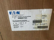 Eaton Dry Type Transformer V48m28t75ee 75 Kva 3 Phase 480 Delta 208y/120