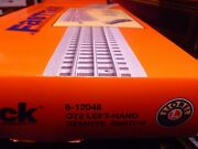 O Scale- Lionel-fast Track-o72 Wye Left Hand Remote Switch- New In Box- F 86