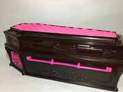 Monster High Draculaura Coffin Bed Playset