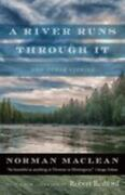 A River Runs Through It And Other Stories, Maclean, Norman, Very Good Book