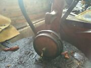 Sinclair Oil Can With Pump