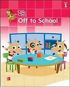 Open Court Reading Big Book Grade K Unit 1 Off To School Paperback By Mcgra...