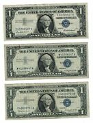1957 1 Dollar Silver Certificate/buying One Single Note.