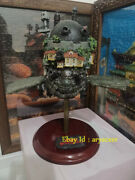 Nibariki Hayao Miyazaki Howland039s Moving Castle Collectible Statue Model In Stock