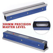 12 Machinist Precision Level Engineers Bar Inspection Block 0.0002''/10'' 300mm