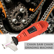 Electric Grinding Chain Machine Saw Sharpener Chainsaw File Grinder Tools Set