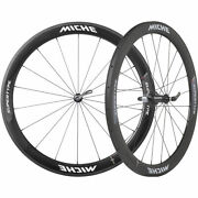 Miche Bicycle Cycle Bike Supertype 440 Rc Clincher Campagnolo Wheels White