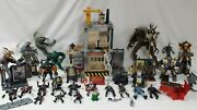 Vintage Huge Spawn Action Figure Lot 29 W/spawn Alley Playset And 2 In Boxes