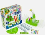 New Crayola Marker Maker Kit Make Your Own Markersandcustom Colors Fast Shipping.