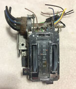 1972-75 Corvette Cntr Console A/c Air Conditioning Climate Control Assembly