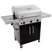 Char-broil Performance 3-burner Propane Gas Grill Outdoor Cooking System