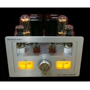 Sg-211-1 Stereo Tube Amplifier Single-ended Class A Tube Amp Rated 15w+15w Pe66