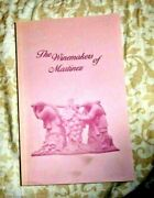 Illustrated Book The Winemakers Of Martinez California Wines By Carroll 1999