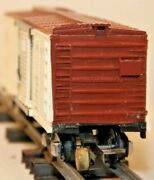 American Flyer Baltimore And Ohio Box Car 633 C-7 Excellent -dj