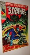 Dr Strange 183 Colan Classic First Undying Ones Vf- 1969