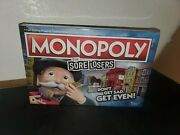 Monopoly For Sore Losers Limited Edition Collectors Edition -sealed