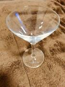 Wowow 007 Drinking Glass Tableware Limited Rare From Japan Free Shipping