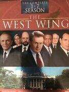 The West Wing The Complete Season 1-7 Box Set.dvd 9-all Region Please Read.