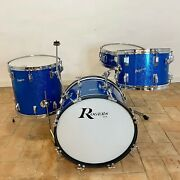 Rogers Swing-time Holiday Drum Set