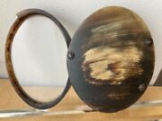 Antique Civil War Coin/stamp Collectors/medical Magnifying Glass Loupe Magnifier