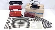 Lionel Trains Postwar Freight Set 1542 From 1956 Only 520 And Cars In Original Box