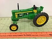 1/16 John Deere 520 Wide Front Tractor By Standi Toys As-is, Free Shipping