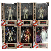 Ghostbusters Plasma Series Wave 1 Mego 6 Action Figures
