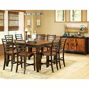 Copper Grove Jeanette Two-tone Counter-height Dining Set