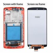 For Lg Google Nexus 5 D820 D821 Lcd Touch Screen Digitizer Display With Frame